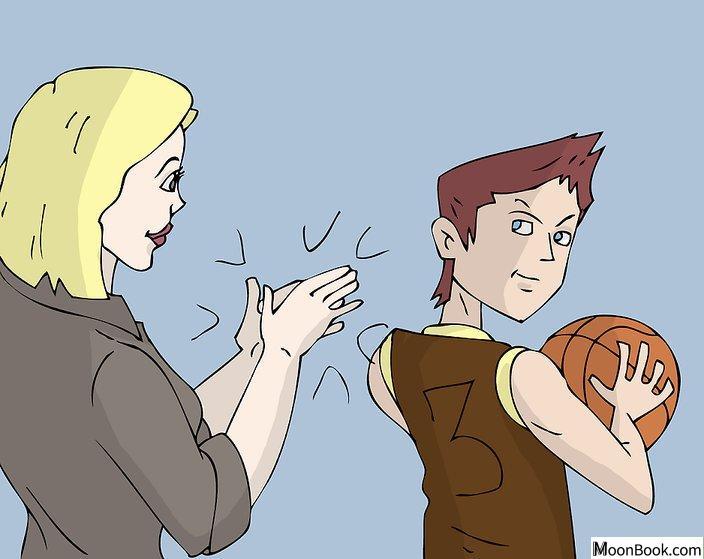 以Start a Conversation With a Boy Step 1为标题的图片