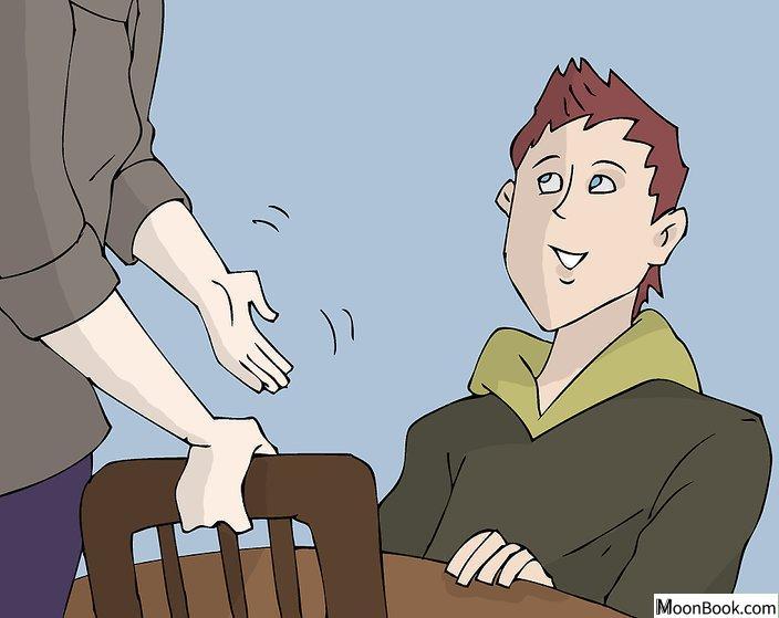 以Start a Conversation With a Boy Step 5为标题的图片