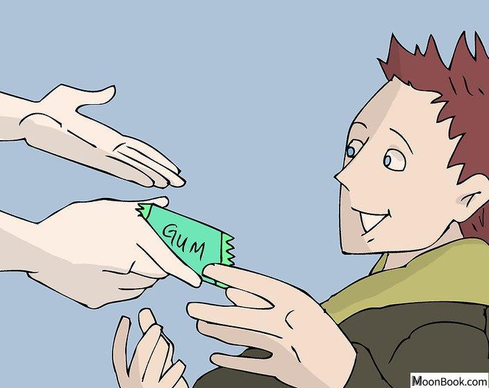 以Start a Conversation With a Boy Step 9为标题的图片