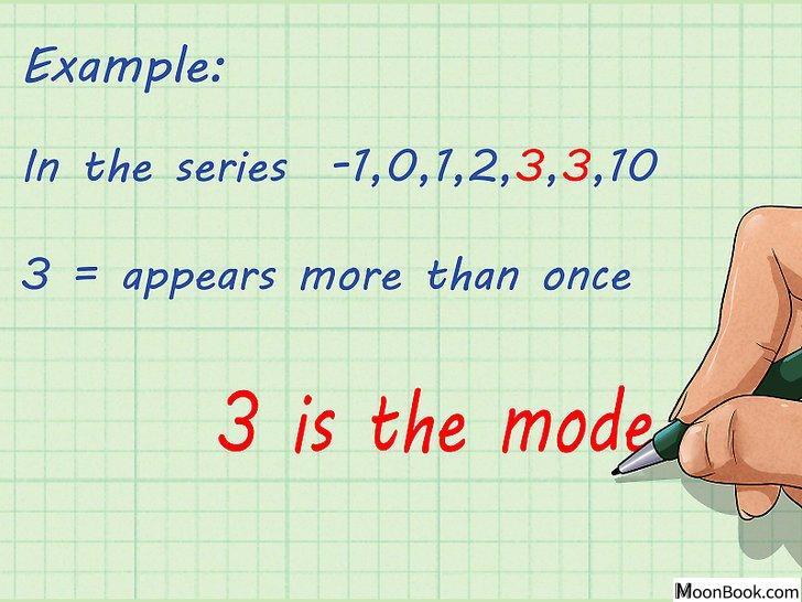 以Calculate Averages (Mean, Median, Mode) Step 10为标题的图片