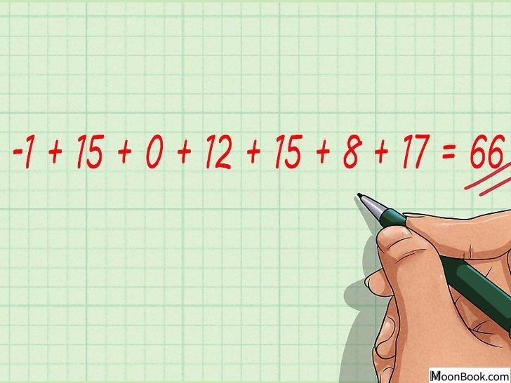 以Calculate Averages (Mean, Median, Mode) Step 3为标题的图片