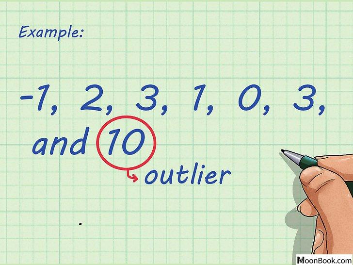 以Calculate Averages (Mean, Median, Mode) Step 5为标题的图片