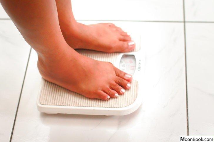 以Calculate Lost Weight Step 4为标题的图片