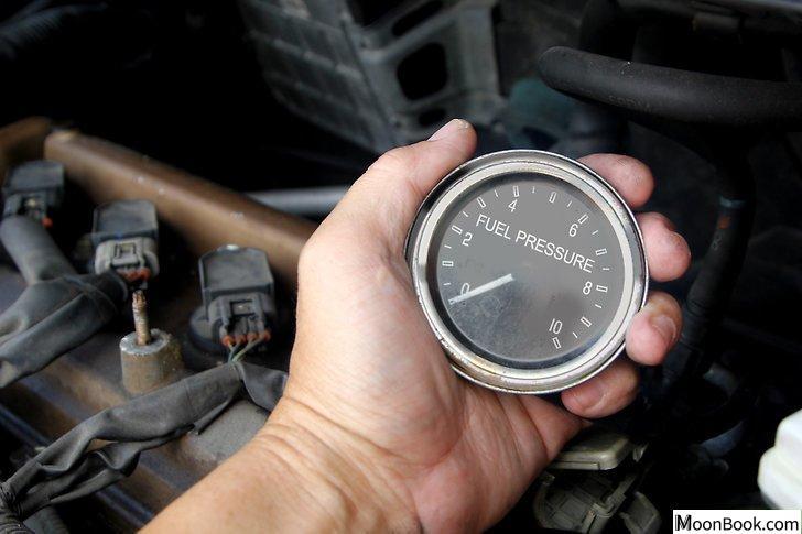 以Check Your Fuel Pump Step 6为标题的图片