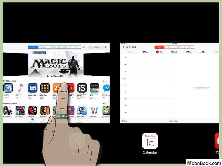 以Close iPhone, iPad and iPod Touch Apps Step 2为标题的图片