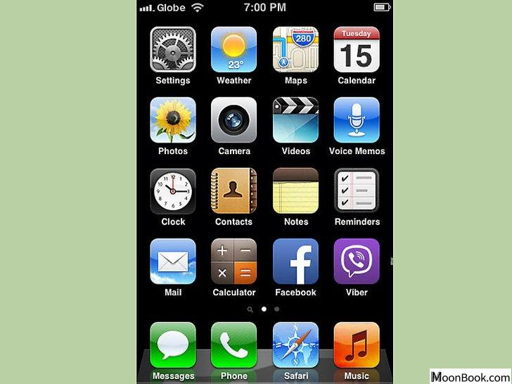 以Close iPhone, iPad and iPod Touch Apps Step 9为标题的图片