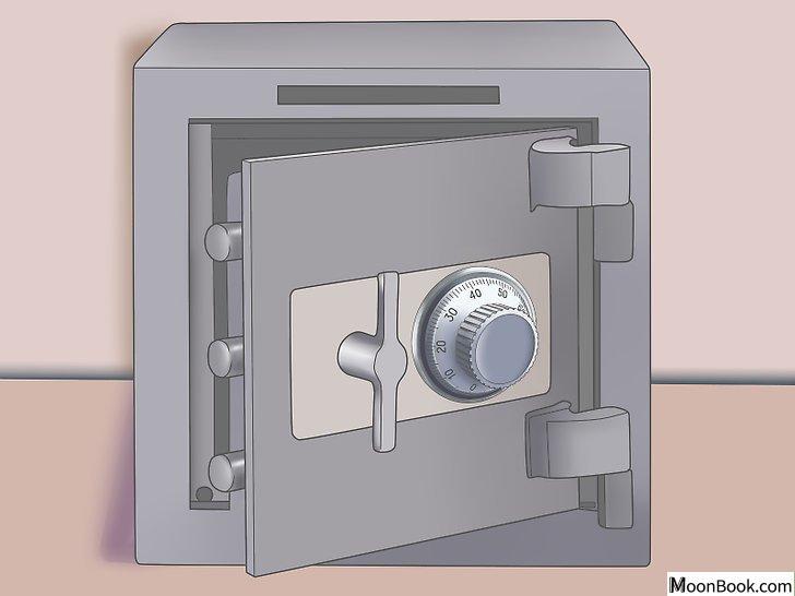以Crack a Safe Step 5为标题的图片