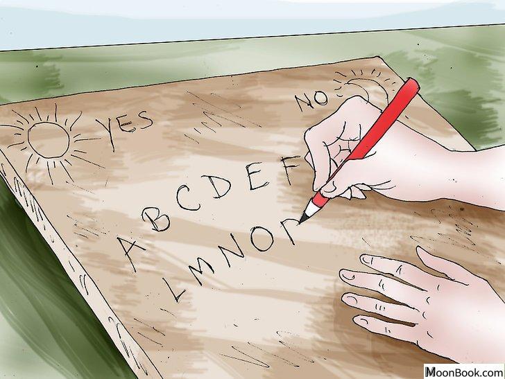以Create a Ouija Board Step 14为标题的图片