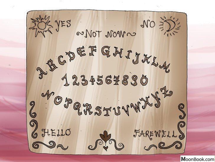 以Create a Ouija Board Step 19为标题的图片