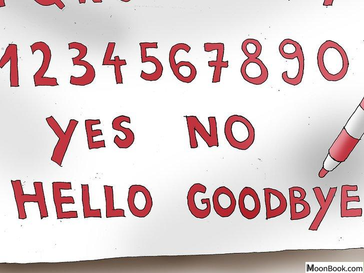 以Create a Ouija Board Step 6为标题的图片
