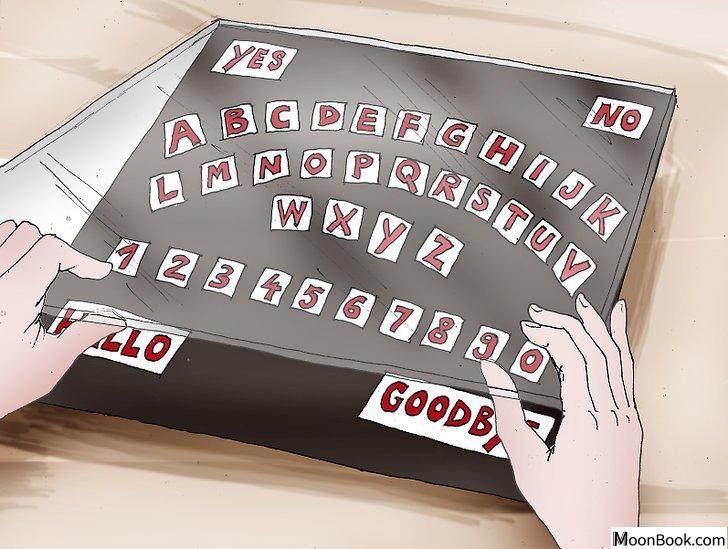 以Create a Ouija Board Step 9为标题的图片