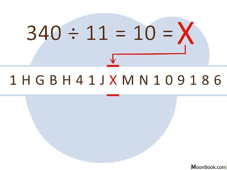 以Decode a VIN Step 21为标题的图片