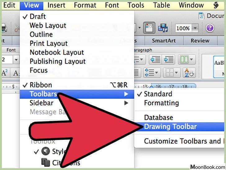 以Draw Flowcharts with Word 2003 Step 1为标题图片的图片
