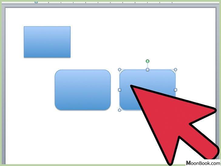 以Draw Flowcharts with Word 2003 Step 4为标题的图片