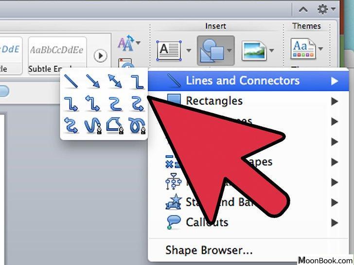 以Draw Flowcharts with Word 2003 Step 7为标题的图片