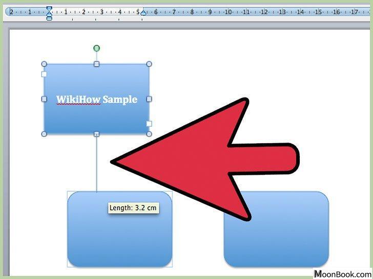 以Draw Flowcharts with Word 2003 Step 8为标题的图片
