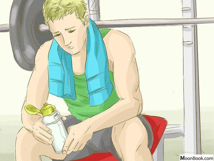以Gain More Muscle Mass and Strength Step 10为标题的图片