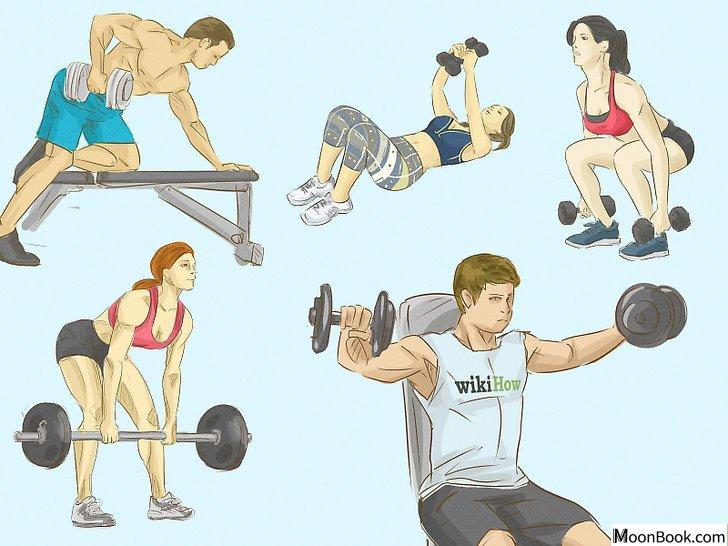 以Gain More Muscle Mass and Strength Step 11为标题的图片
