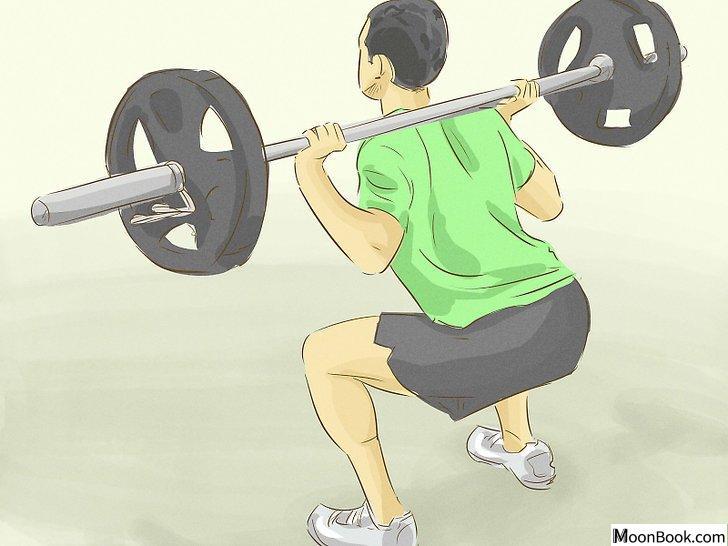 以Gain More Muscle Mass and Strength Step 3为标题的图片