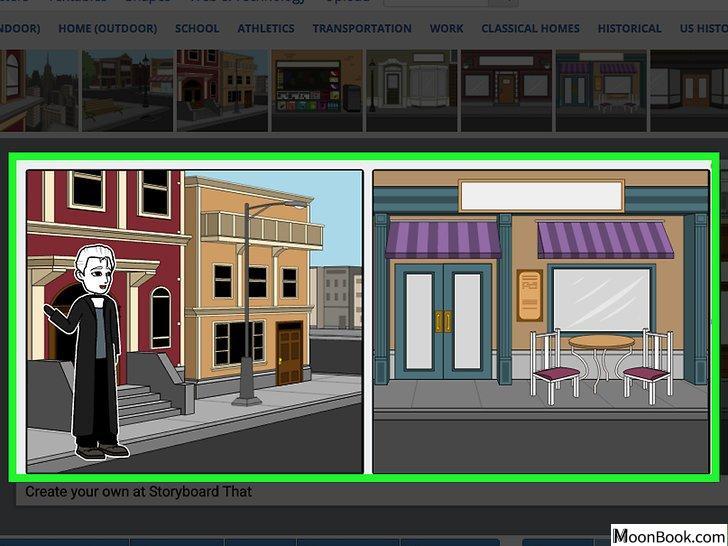 以Make Your Own Animation Step 5为标题的图片