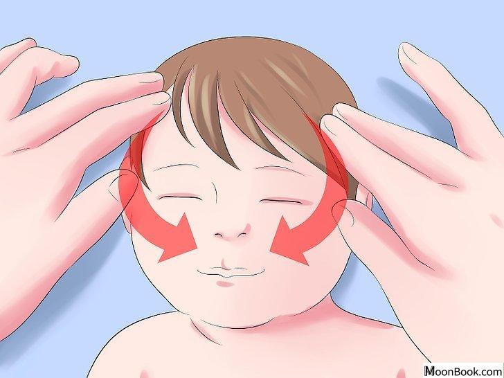 以Massage a Baby Step 14为标题的图片