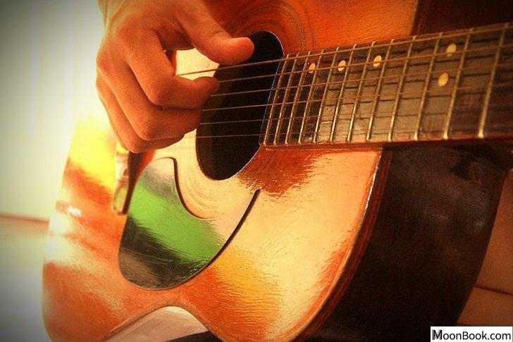 以Practice Guitar Step 7为标题的图片