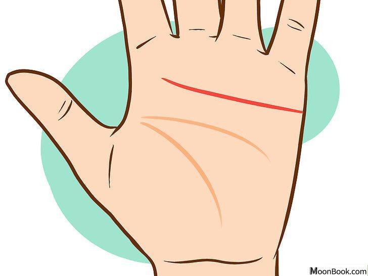 以Read Palm Lines Step 3为标题的图片