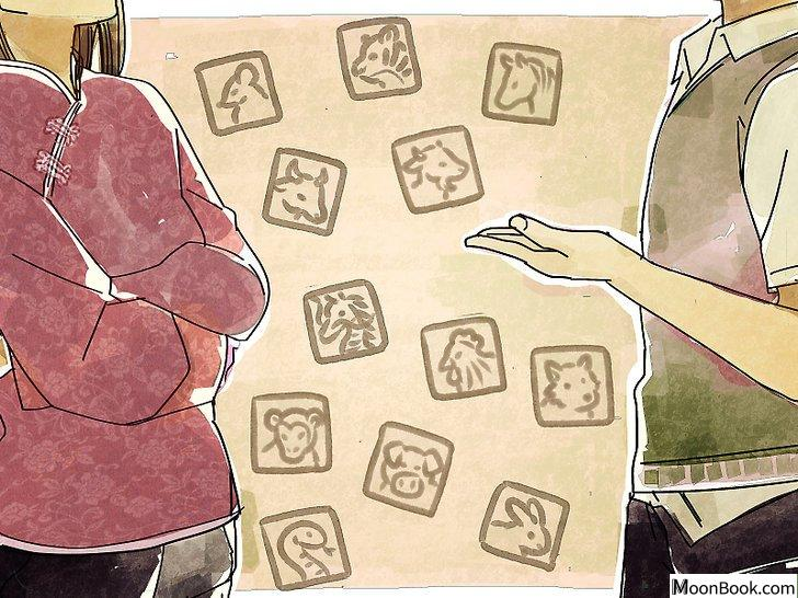 以Read Your Chinese Horoscope Step 13为标题的图片