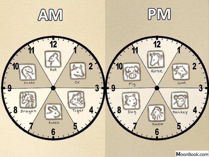 以Read Your Chinese Horoscope Step 8为标题的图片