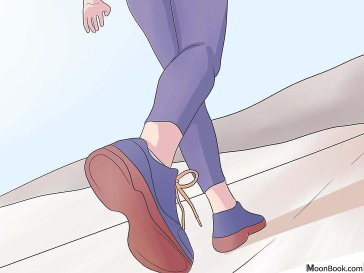 以Run a 7 Minute Mile Step 6为标题的图片