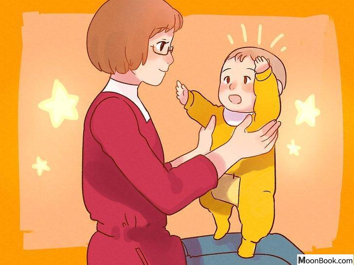 以Teach Your Baby to Walk Step 1为标题的图片