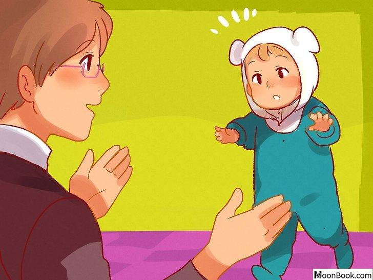 以Teach Your Baby to Walk Step 13为标题的图片