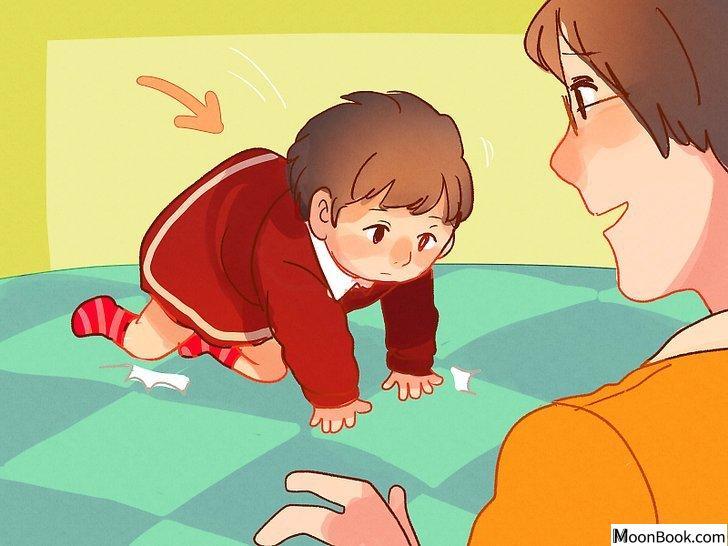以Teach Your Baby to Walk Step 16为标题的图片