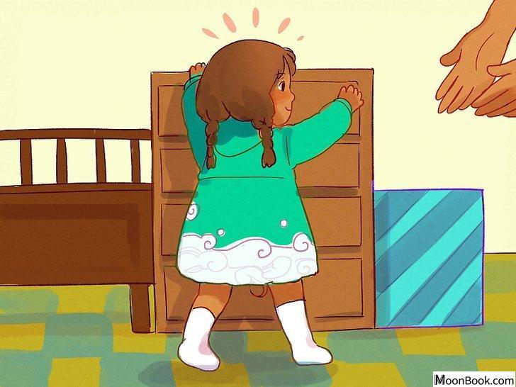 以Teach Your Baby to Walk Step 5为标题的图片