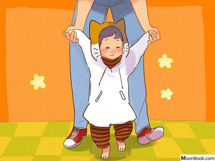 以Teach Your Baby to Walk Step 7为标题的图片