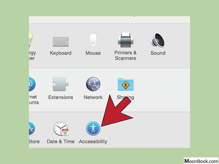 以Use a Keyboard to Click Instead of a Mouse Step 11为标题的图片
