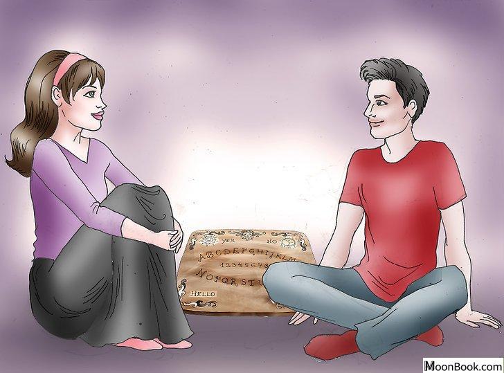 以Use a Ouija Board Step 1为标题的图片