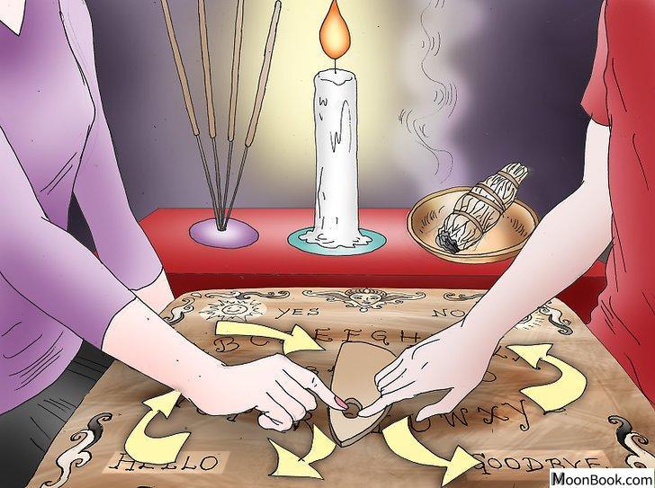 以Use a Ouija Board Step 13为标题的图片