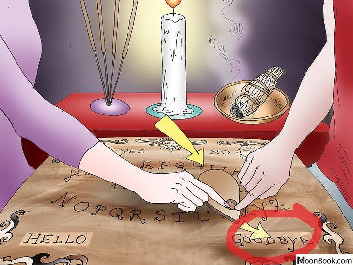 以Use a Ouija Board Step 14为标题的图片