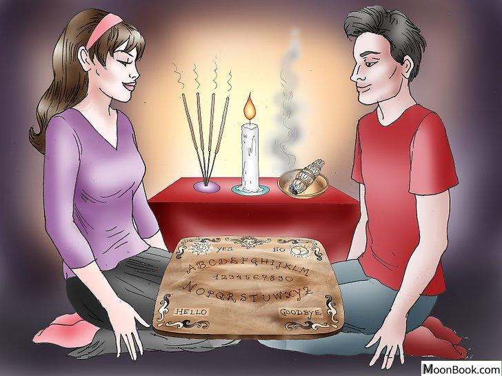 以Use a Ouija Board Step 3为标题的图片