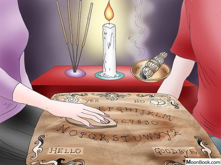 以Use a Ouija Board Step 4为标题的图片