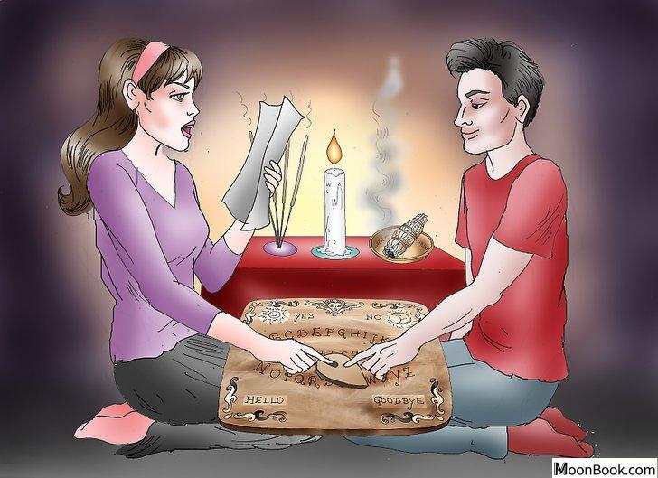 以Use a Ouija Board Step 8为标题的图片