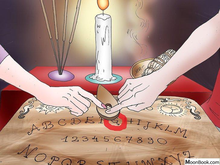 以Use a Ouija Board Step 9为标题的图片