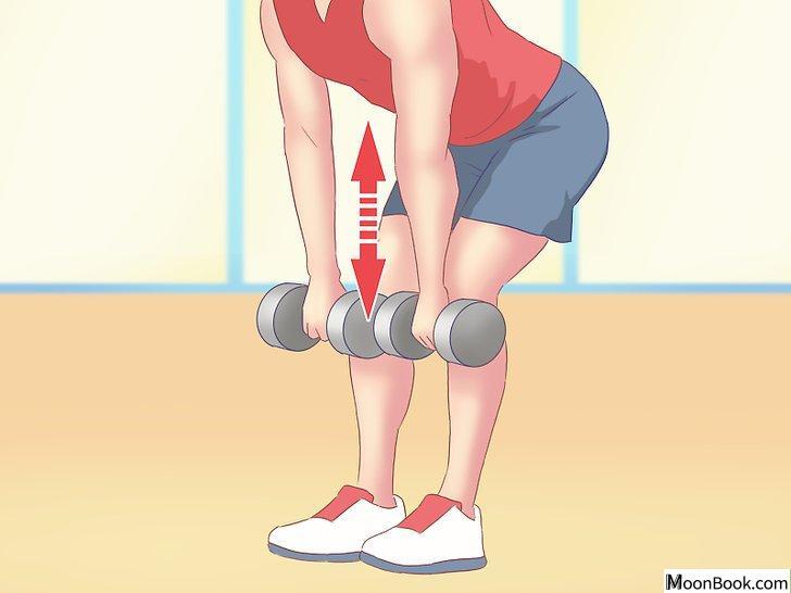 以Work Your Back Muscles at Home Step 10为标题的图片
