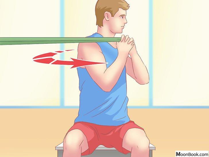 以Work Your Back Muscles at Home Step 15为标题的图片