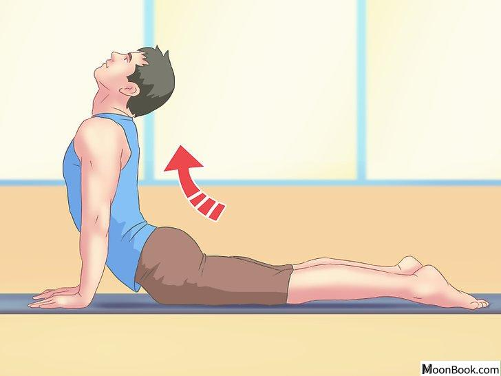 以Work Your Back Muscles at Home Step 4为标题的图片