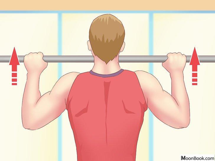 以Work Your Back Muscles at Home Step 6为标题的图片