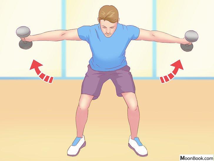 以Work Your Back Muscles at Home Step 7为标题的图片