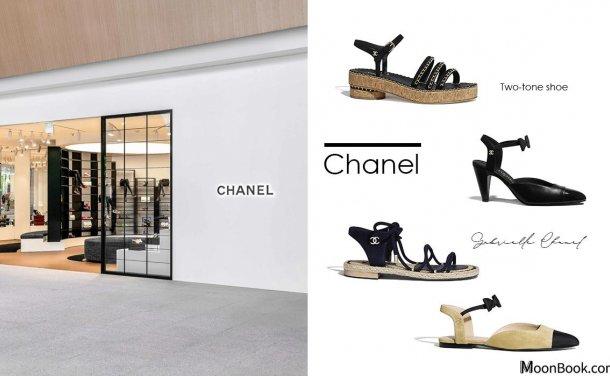 从经典双色鞋到当红凉鞋,最齐全的小香美鞋这里找!Chanel 台北鞋履专卖店开幕