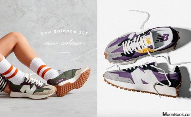 下半年最值得期待的经典潮鞋,New Balance327 新色强势登场!